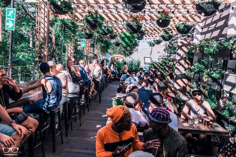 ONCE in Cape Town is one of the best party hostels in Cape Town, South Africa