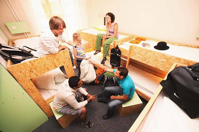 Intimate Shared Rooms at Pathpoint Hostel