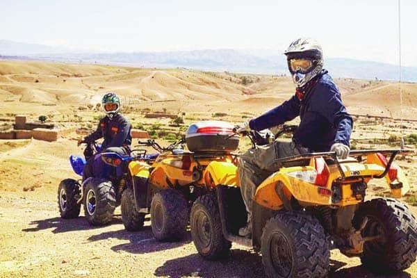 Quad Rides in Marrakech
