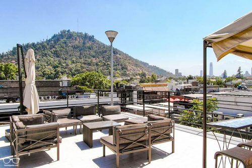 Rado Boutique Hostel is one of the best hostels in Santiago, Chile