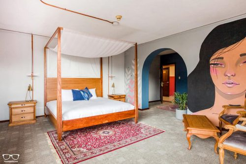 Selina Quito is one of the best hostels in Quito, Ecuador