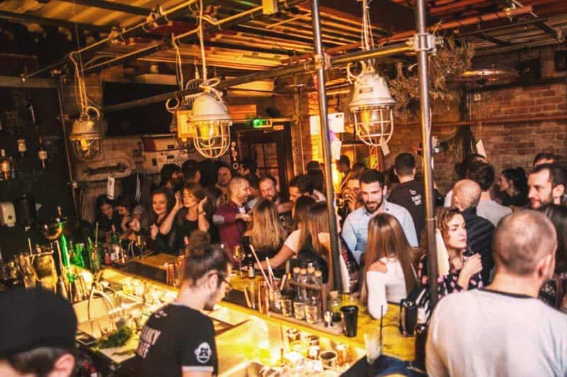 The night is always young at Swanky Monkey Bar