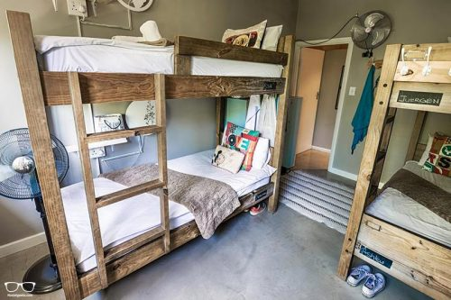 The B.I.G Backpackers is one of the best hostels in Cape Town, South Africa