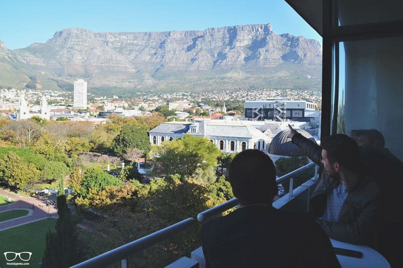 The Backpack is one of the best hostels in Cape Town and the only 5 star hostel in South Africa