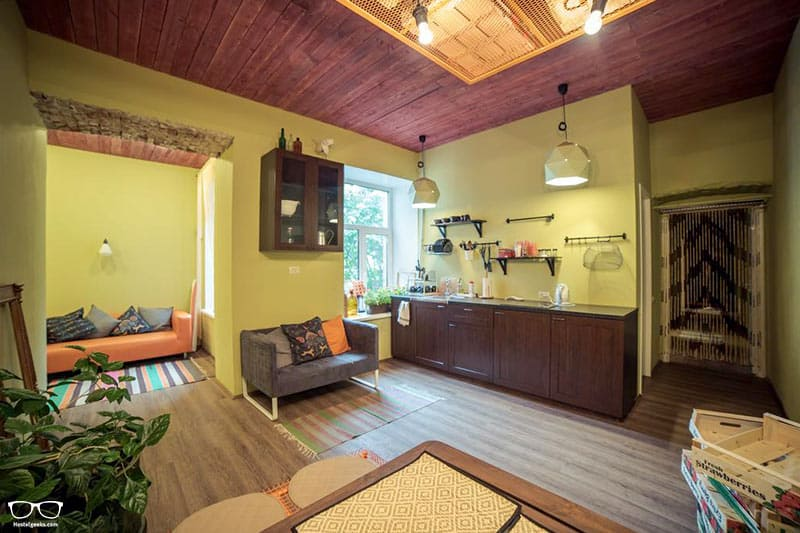 The Cuba Hostel is one of the best party hostels in St Petersburg, Russia