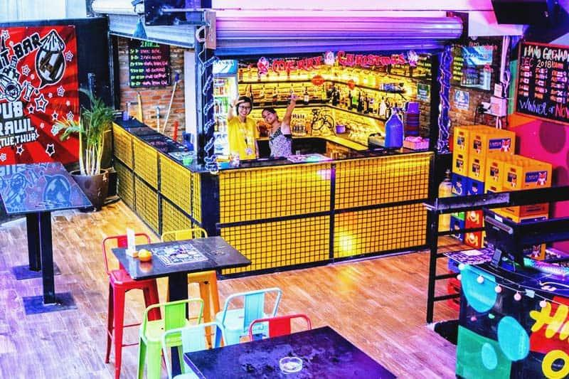 The Hideout has the biggest pub crawl in OCMC