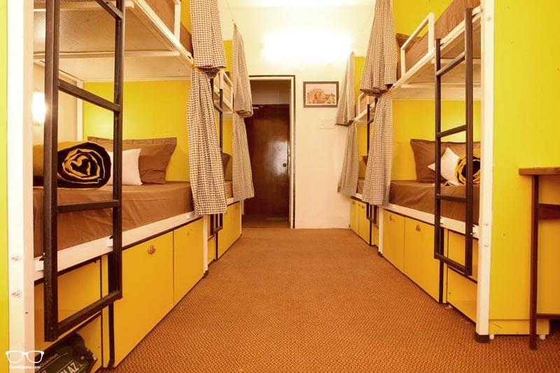 The Hosteller Jaipur is one of the best hostels in Jaipur, India