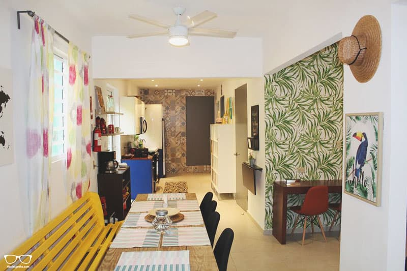The Village Hostel is one of the best hostels in San Juan, Puerto Rico