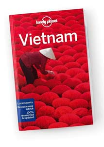 Lonely Planet Guide for Vietnam