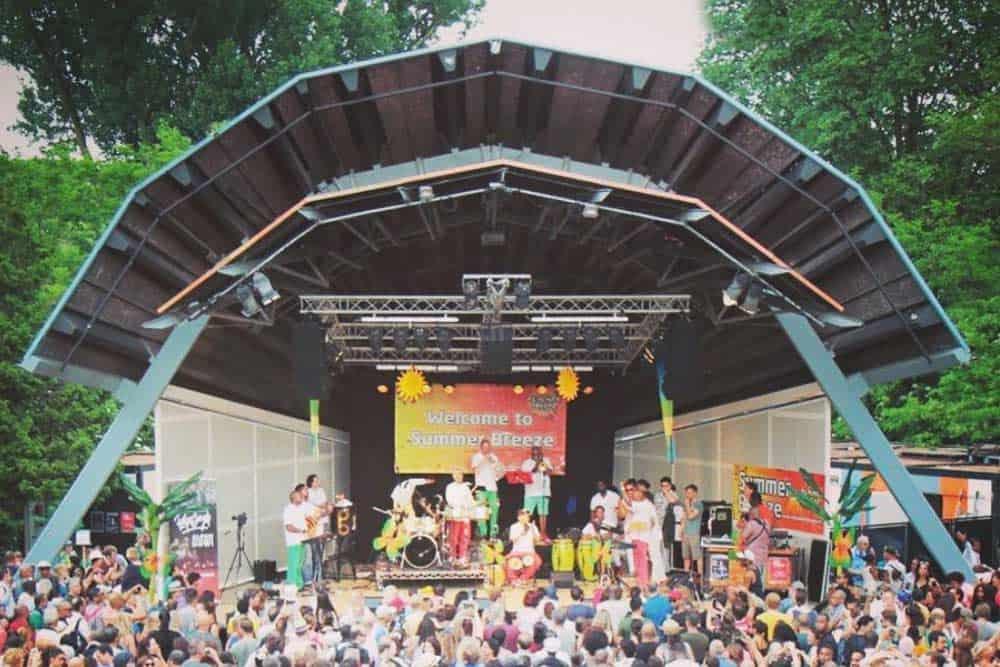Join events at Openlichttheater, at Vondelpark Amsterdam,