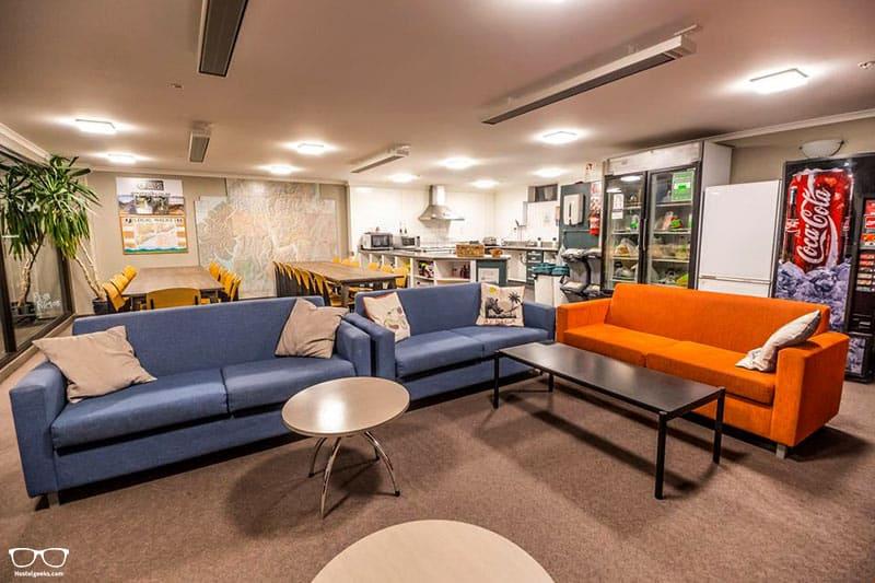 YHA Queenstown Central is one of the best hostels in Queenstown