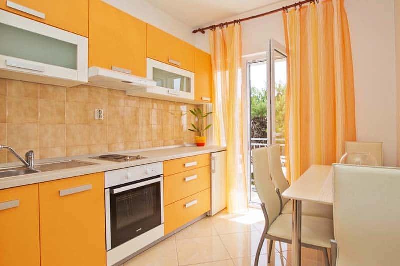 Prepare your own meals at Youth Hostel Villa Marija
