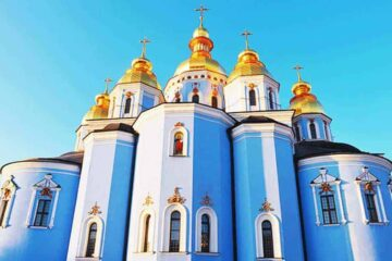 3 Best Hostels in Kiev, Ukraine