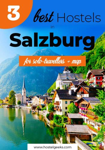 Best Hostels in Salzburg, Austria