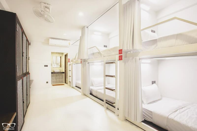 At Hostel is one of the best hostels in Koh Samui, Thailand