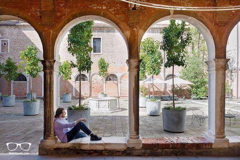 The best place to stay in Venice for Backpackers, no doubt