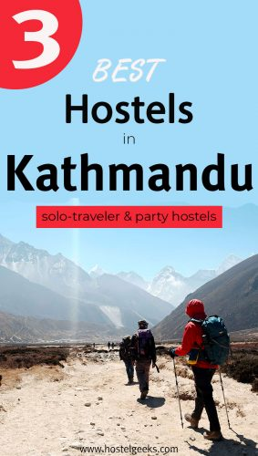 The complete guide and overview of the absolutely best hostels in Kathmandu, Nepal