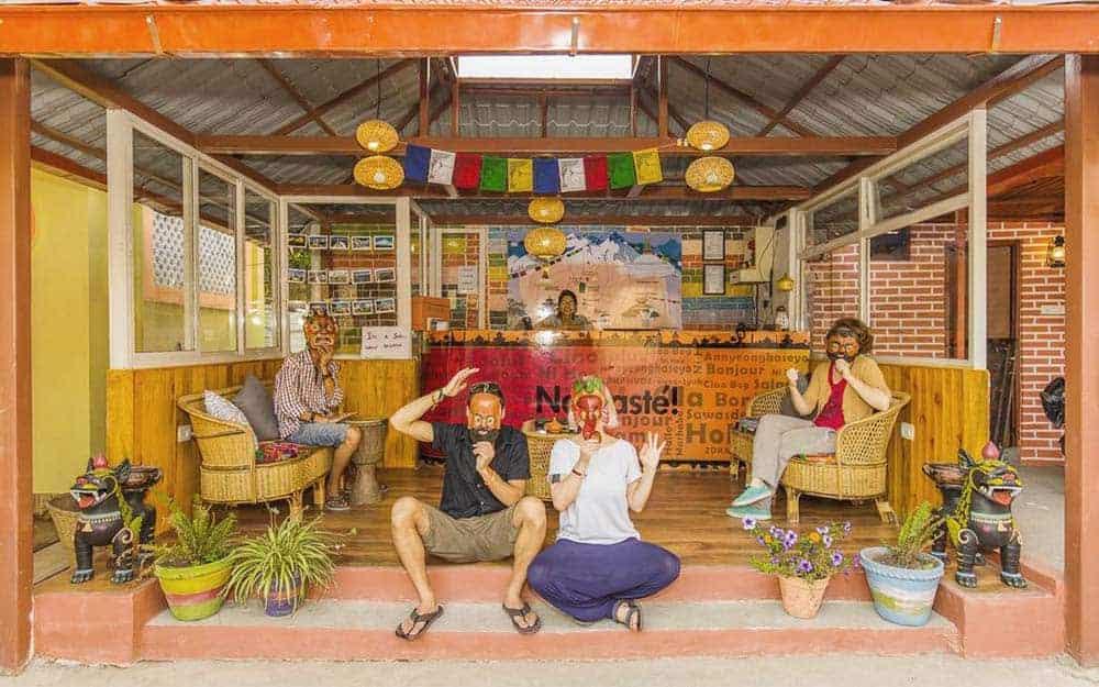 3 Best Hostels in Kathmandu, Nepal