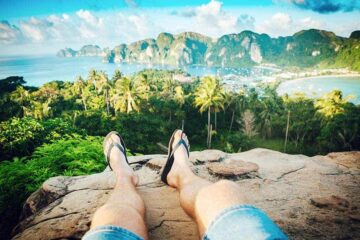 3 Best Hostels in Koh Phi Phi, Thailand