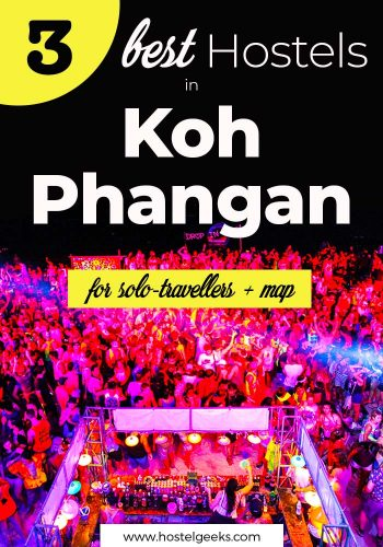 Best Hostels in Koh Phangan, Thailand