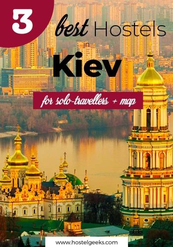 Best Hostels in Kiev, Ukraine