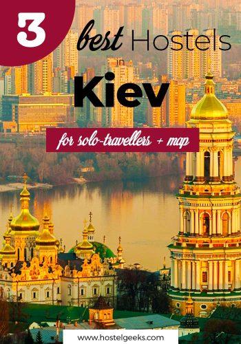 Best Hostels in Kiev, Ukraine