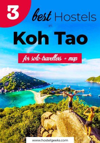 Best Hostels in Koh Tao, Thailand