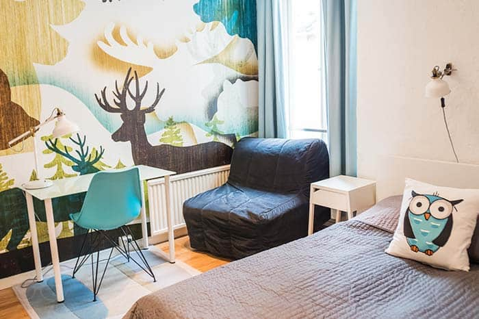 Best Hostels in Bergen? Certainly Marken Hostel has to be on the list