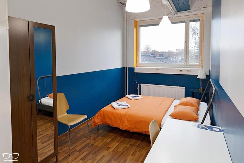 CheapSleep Helsinki is one of the best hostels in Helsinki, Finland