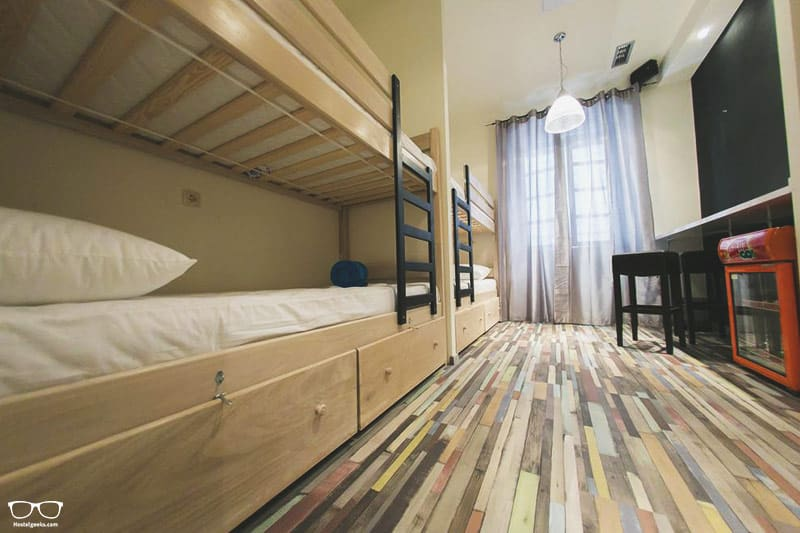 City Hostel Trogir is one of the best hostels in Croatia, Europe