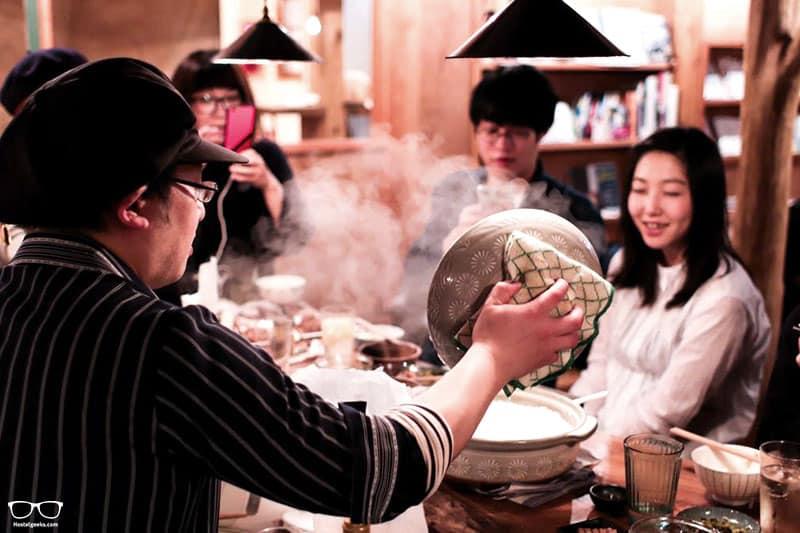 Coffee & Music Hostel LnK is one of the best hostels in Osaka, Japan