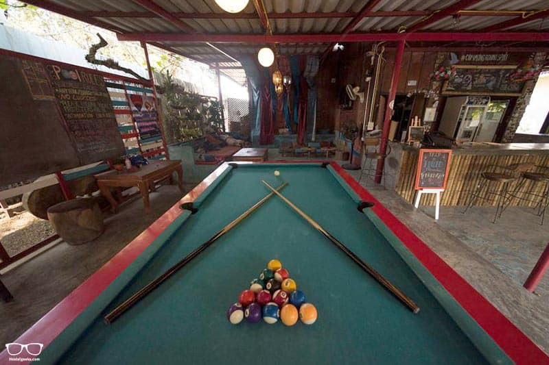 Common Grounds Pai is one of the best hostels in Pai, Thailand