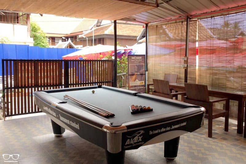 Downtown Backpackers Hostel is one of the best hostels in Luang Prabang, Laos