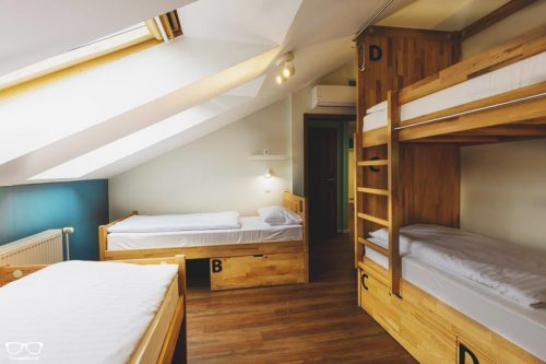 Dream Hostel is one of the best hostels in Bratislava, Slovakia