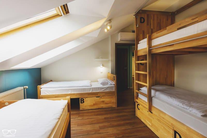 Dream Hostel is one of the best hostels in Bratislava, Slovakia