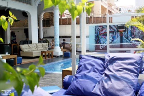 Eighty8 Backpackers Hostel is one of the best hostels in Phnom Penh, Cambodia