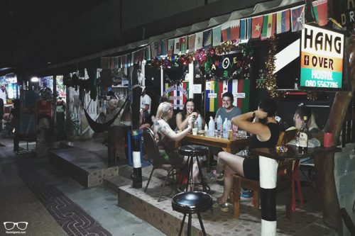 Hangover Hostel is one of the best hostels in Koh Phi Phi, Thailand