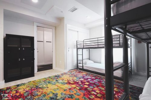 HighRoad Hostel DC is one of the best hostels in Washington DC, USA