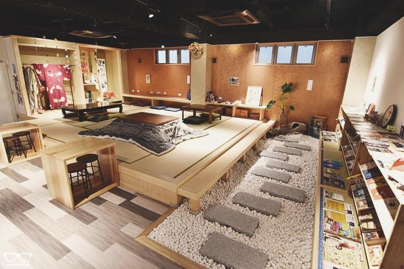 Home Hostel Osaka is one of the best hostels in Osaka, Japan