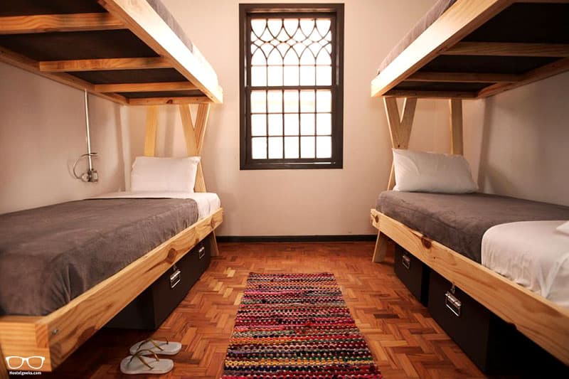 Hostel SP011 is one of the best hostels in Sao Paulo, Brazil