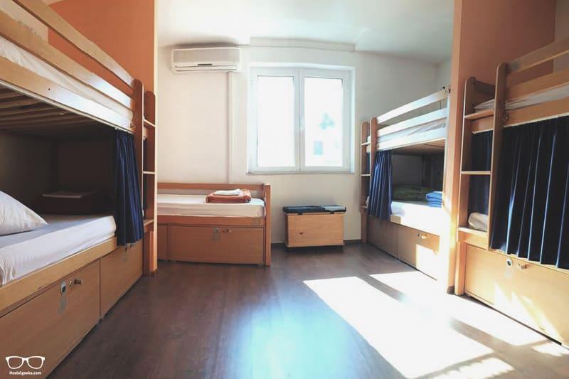 Hostel Marina is one of the best hostels in Croatia, Europe