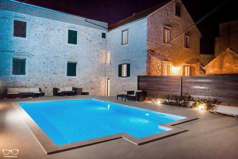 Hostel Scala is one of the best hostels in Croatia, Europe