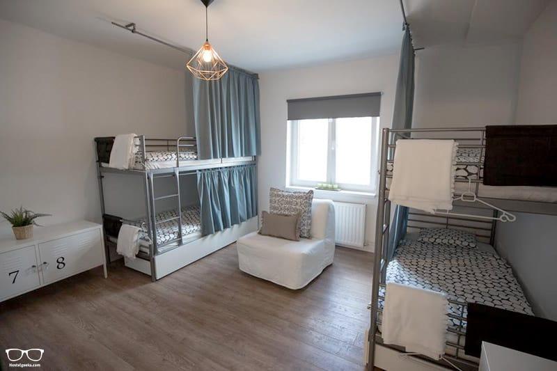 Hostel Wanderlust Osijek is one of the best hostels in Croatia, Europe
