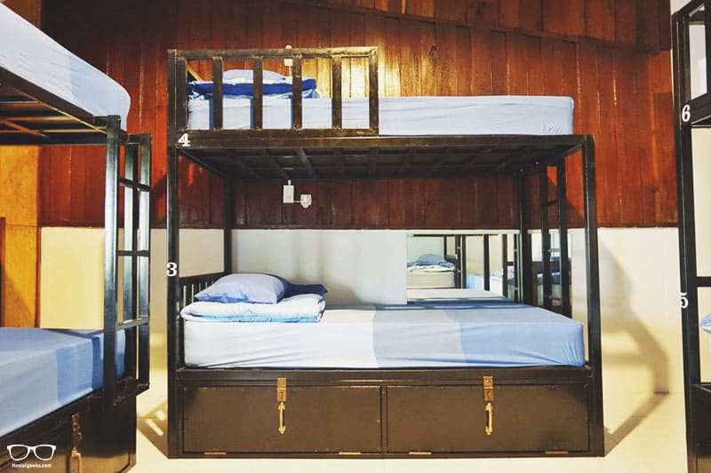 Hummingbird Hostel is one of the best hostels in Pai, Thailand