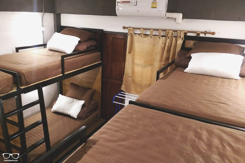 Juno Hostel is one of the best hostels in Pai, Thailand