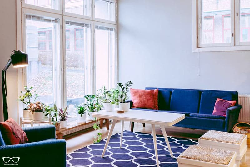 Myo Hostel is one of the best hostels in Helsinki, Finland