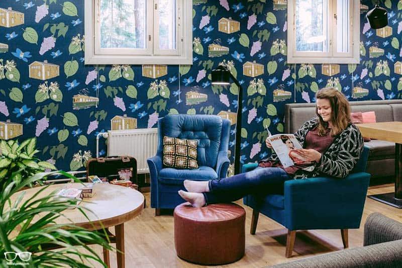 Myo Hostel is one of the best hostels in Helsinki, Finland