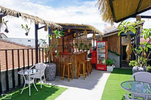 Onederz Hostel is one of the best hostels in Phnom Penh, Cambodia
