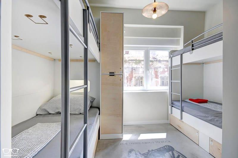 Rock Hostel Pula is one of the best hostels in Croatia, Europe
