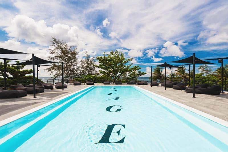 Get your sunblocks ready and take advantage of Savage Hostel Koh Tao's pool
